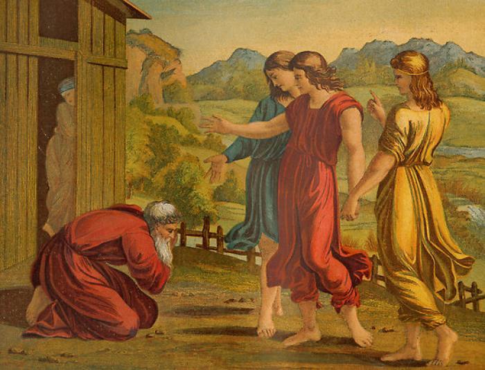 Имена: Авраам, Лот, Содом и Гоморра