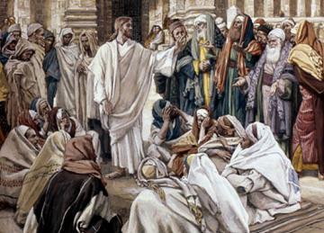 Евангелие Матфея Глава 23