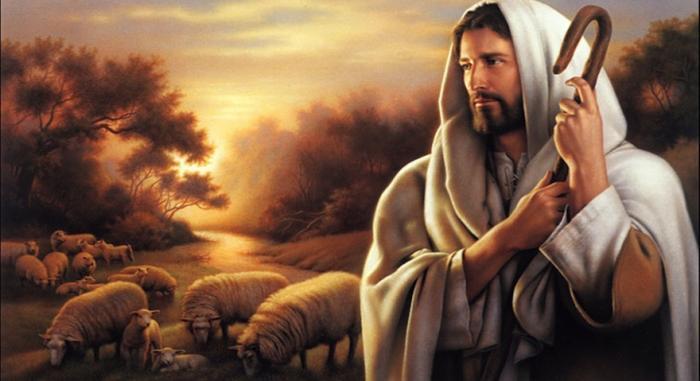 Евангелие От Иоанна Глава 10