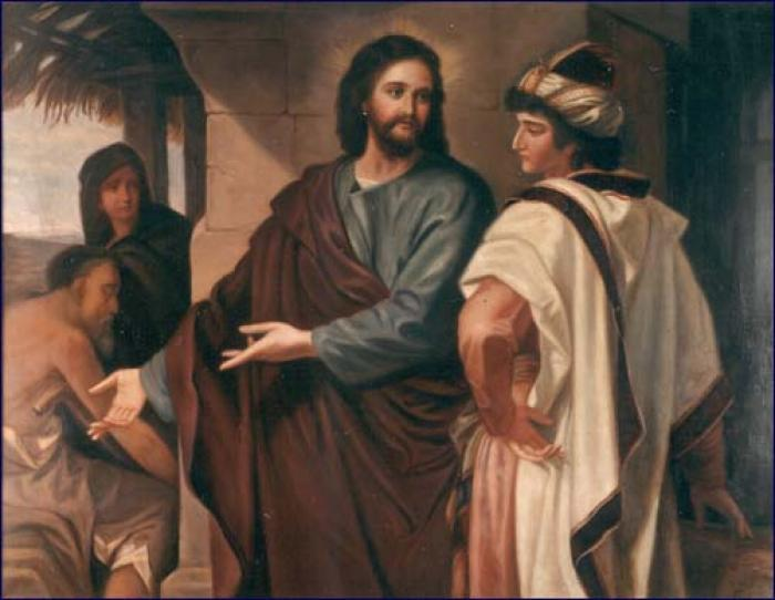 Евангелие От Луки Глава 10